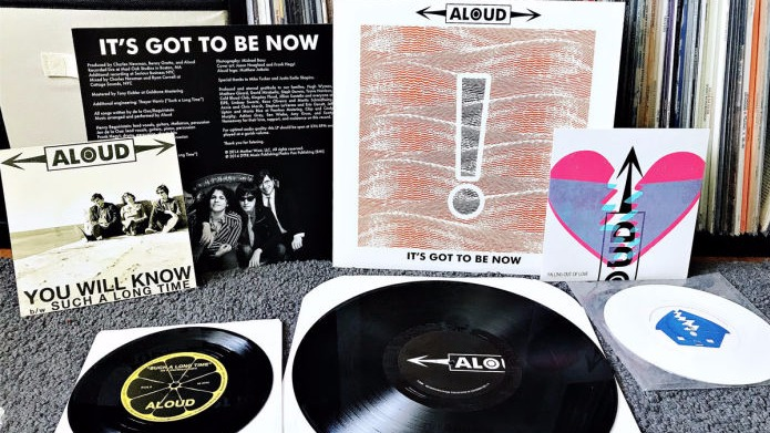 Aloud - Compleat Vinyl Collection