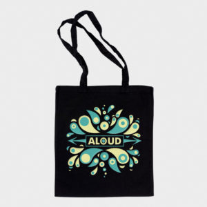 "Aloud – ""Eruption"" Tote"